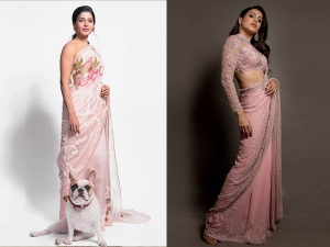 Top Five Gorgeous Sarees Of Samantha Akkineni