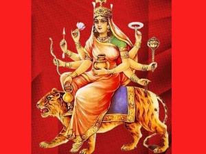 Navratri Day 4 Colour Maa Kushmanda Mantra Puja Vidhi And Significance