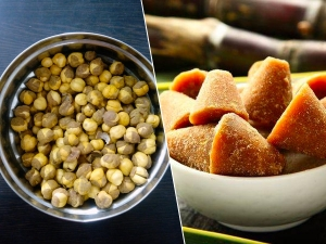 Combining Jaggery And Roasted Black Gram Helps To Boost Immunity