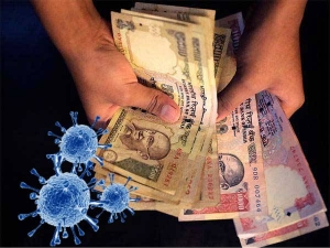Coronavirus Can Survive On Banknotes Phone Screens For 28 Days