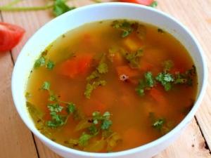 Iyer Veetu Paruppu Rasam Recipe In Tamil