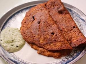 Bottle Gourd Adai Dosa Recipe In Tamil