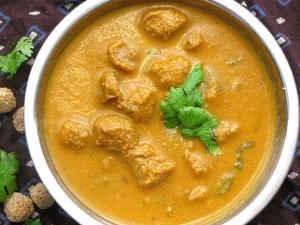 Creamy Mealmaker Gravy Recipe In Tamil