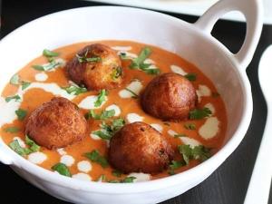 Gulab Jamun Kofta Gravy Recipe In Tamil