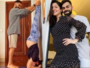 Benefits Of Shirshasana Yoga Pose During Pregnancy In Tamil