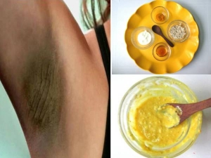 Homemade Underarm Whitening Masks