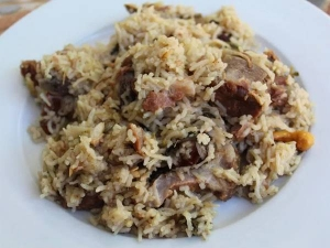 Mutton Ghee Rice Recipe In Tamil