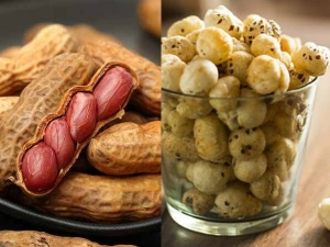 Peanut Vs Makhana Which Is A Better Snack For Weight Loss