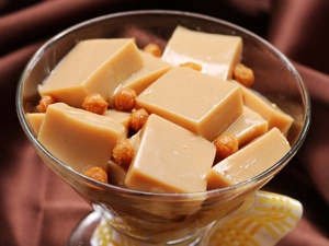 Butterscotch Pudding Recipe In Tamil