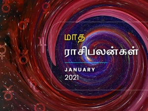 January 2021 Monthly Horoscope In Tamil