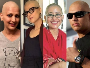 Indian Celebs Who Successfully Fought Cancer And Recovered