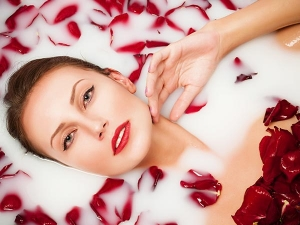 Health Benefits Of Milk Bath