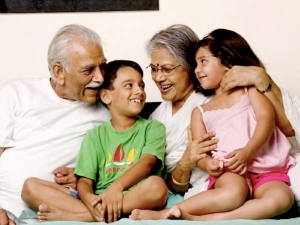 Science Backed Reasons Why Kids Should Spend Time With Their Grandparents