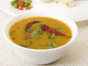Thakkali Vengaya Sambar Recipe In Tamil