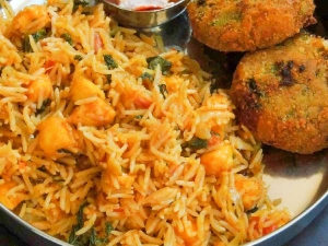 Paneer Biryani Recipe In Tamil