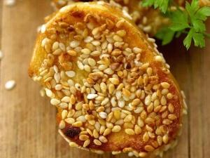 Sesame Potato Toast Recipe In Tamil