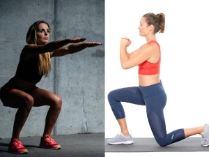 Squats Vs Lunges What S Better For Toning Your Legs