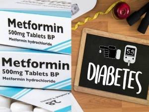 Surprising Side Effects Of Diabetes Drug Metformin