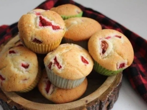 Strawberry Muffins Recipe In Tamil