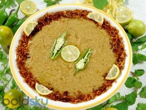 Ramadan Special Mutton Haleem Recipe In Tamil