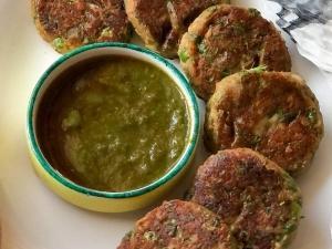 Moong Dal Tikki Recipe In Tamil