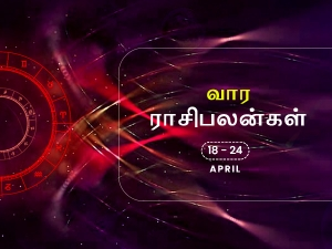 Weekly Horoscope For 18th April 2021 To 24th April 2021 In Tamil