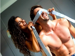 Creative Ways To Use Blindfolds During Love