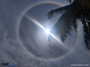Sun Halo What Is It What Causes It And All You Need To Know About Rainbow Ring Around Sun In Tami