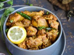 Guntur Chicken Fry Recipe In Tamil