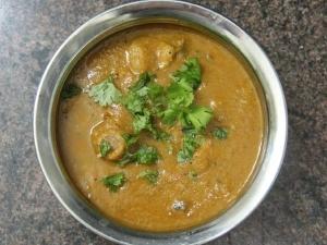 Kongunadu Mutton Kulambu Recipe In Tamil