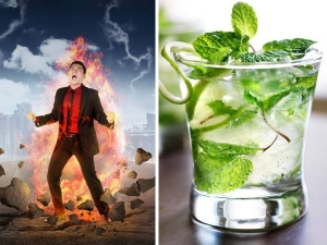 Health Benefits Of Cinnamon Mint Water During The Summers