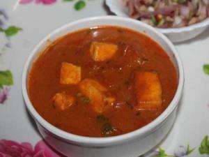 Paneer Milk Curry Recipe In Tamil