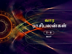 Weekly Horoscope For 2nd May 2021 To 8th May 2021 In Tamil