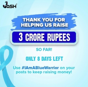 Be A Bluewarrior Participate In Josh App S Campaign To Help India S Covid Warriors