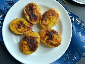 Egg Fry Recipe In Tamil