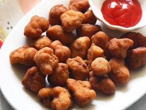 Cauliflower Or Gobi Popcorn Recipe In Tamil