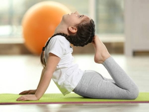 International Yoga Day Yoga Poses To Release Stress And Anxiety In Kids During Lockdown