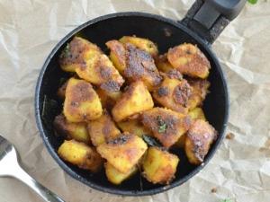 Potato Roast Recipe In Tamil