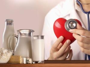 Milk And Yoghurt May Help Improve Your Heart Health