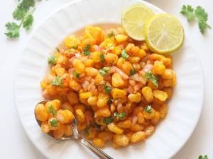 Barbeque Nation Style Crispy Corn Recipe In Tamil