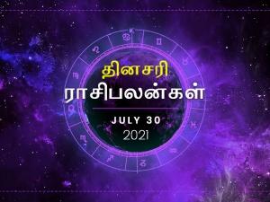 Today Rasi Palan 30 July 2021 Daily Horoscope In Tamil Today Horoscope In Tamil