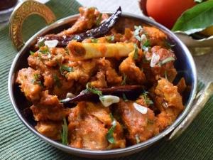 Malabar Mutton Roast Recipe In Tamil