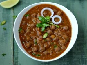 Punjabi Chole Masala Recipe In Tamil