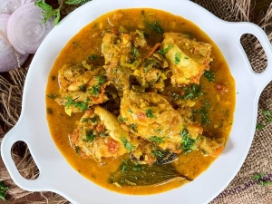 Sindhi Style Chicken Curry Recipe In Tamil