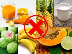 Dangerous Fruit Combinations That You Must Avoid