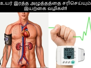 Natural Remedies To Lower Blood Pressure In Tami