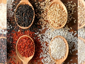 White Vs Brown Vs Black Vs Red Rice What Is The Difference And Which One Is Healthier