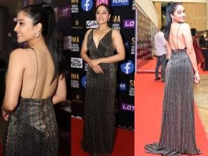 Best Dressed Celebrities At Siima Awards