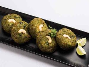Restaurant Style Hara Bhara Kebab Recipe In Tamil