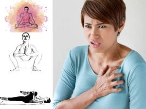 Yoga Asanas To Avoid Heart Stroke